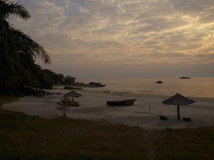 Schönster Strand am Lake Malawi