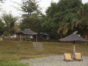 Bester Camping Platz am Lake Malawi