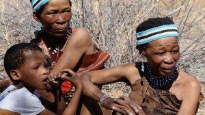 Kultur und Menschen in Botswana