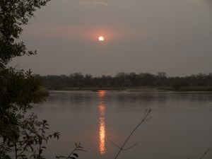 Sunset Boat Tour Chobe River