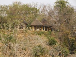Lodge at Chobe River. namibia individuell reisebericht.