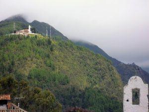 Cerro de Monserrate. best things to do in bogota colombia.