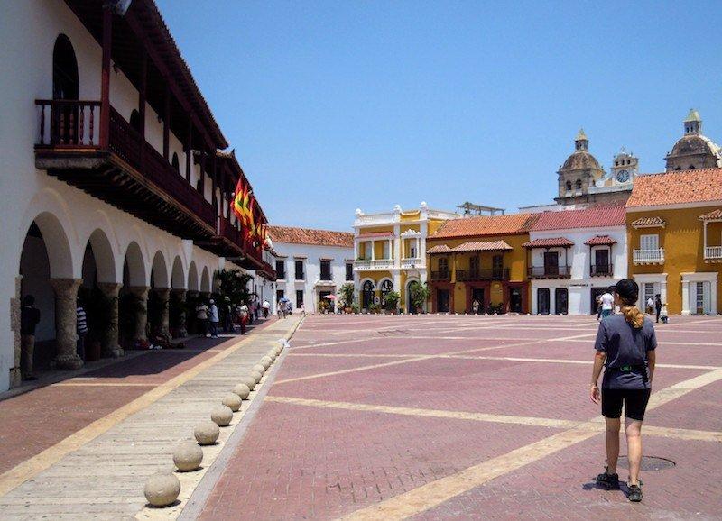 CARTAGENA DAS INDIAS COLOMBIA