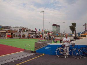 Wohin in Amsterdam, zu Fuss und mit dem Fahrrad. Amsterdam Blog Tipps.