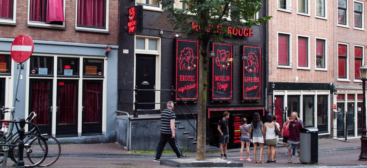 rotlichtviertel amsterdam karte