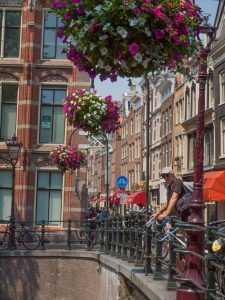 Amsterdam - the Venice of the north - is most probably on almost every world travelers bucket list. Although world famous it's affordable for budget travelers.