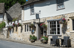 The Castle Inn - Bed and Breakfast Cotswolds