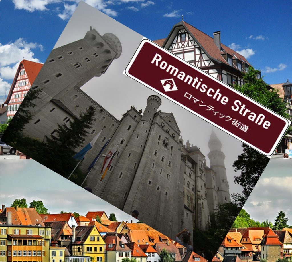Romantic Road Germany Itinerary
