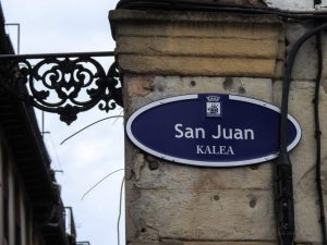 Basque Town San Sebastián, Spain