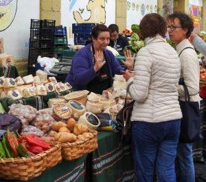 Market San Sebastian, Spain