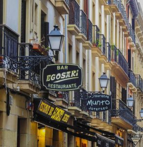 Huge Amount of Bars in San Sebastián