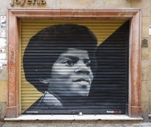 Street Art San Sebastián, Spain