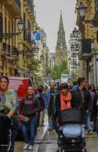 Tourism San Sebastián, Spain
