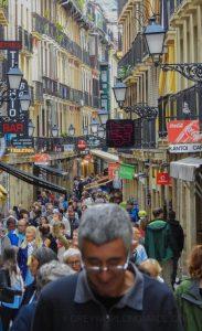 Bars and Restaurants in San Sebastián, Spain