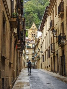 Best Area to Stay in San Sebastián, Spain - Old Town