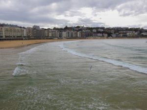 Beaches San Sebastián, Spain