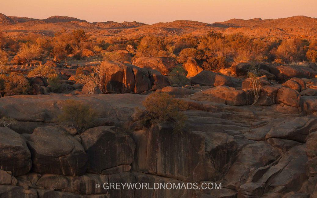 Augrabies Nationalpark Südafrika