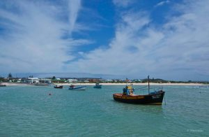 Harbour, Struisbay, South Africa