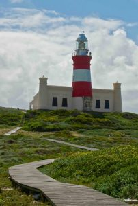 Lighthouse, Aghulas, South Africa