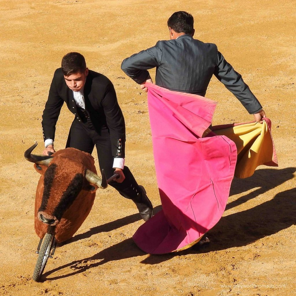 Mijas, Spanien - Urlaub in Andalusien   GLOBAL GREY NOMADS