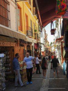 Visiting Granada Spain