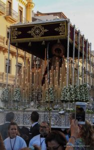 Good Friday Procession Granada Spain