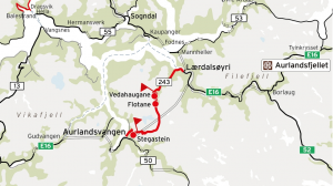 norway road trip map. Norwegian Scenic Route Aurlandfjellets is one of the worlds most beautiful roads. The snow road in Norway reveals most spectacular views over Norwegian fjords.
