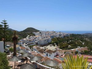 frigiliana tourist information