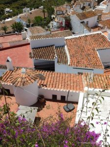 villas to rent in frigiliana. best villages to visit in andalucia.