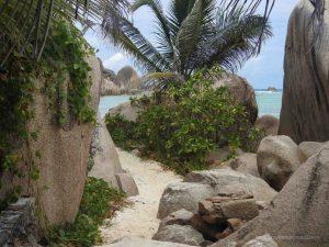 Seychellen wandern