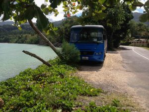 Bus prices Seychelles. Cost of travel.