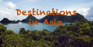 Destinations Asia - Travel