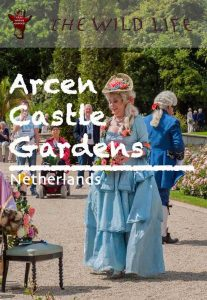 Arcen Castle Gardens situated in Arcen Limburg, a must for friends of magnificent gardens and castles. Arcen NL lies in South Limburg. Get tips to visit Arcen Park in the Netherlands, Acen Maps, Self Catering Accommodation and Zuid Limburg B&B.