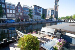 Amsterdam Wochenende. venedig holland. kleines hausboot mieten, Amsterdam Zentrum.