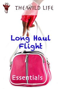 Travel essentials for long flights with free packing list carry-on bag. #traveltips #travellight #beautyinthebag #travelling