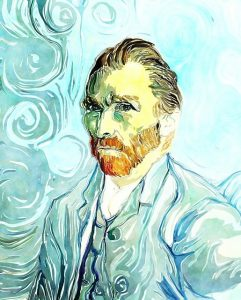 Van Gogh Watercolor