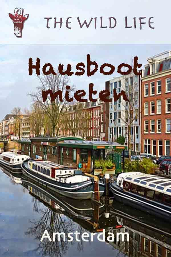 Hausboot mieten amsterdam global grey nomads for Traditionelles hausboot mieten