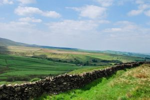 Not to miss on your UK self-drive tours: Yorkshire Dales National Park.