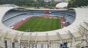 Football Stadium Amara San Sebastian