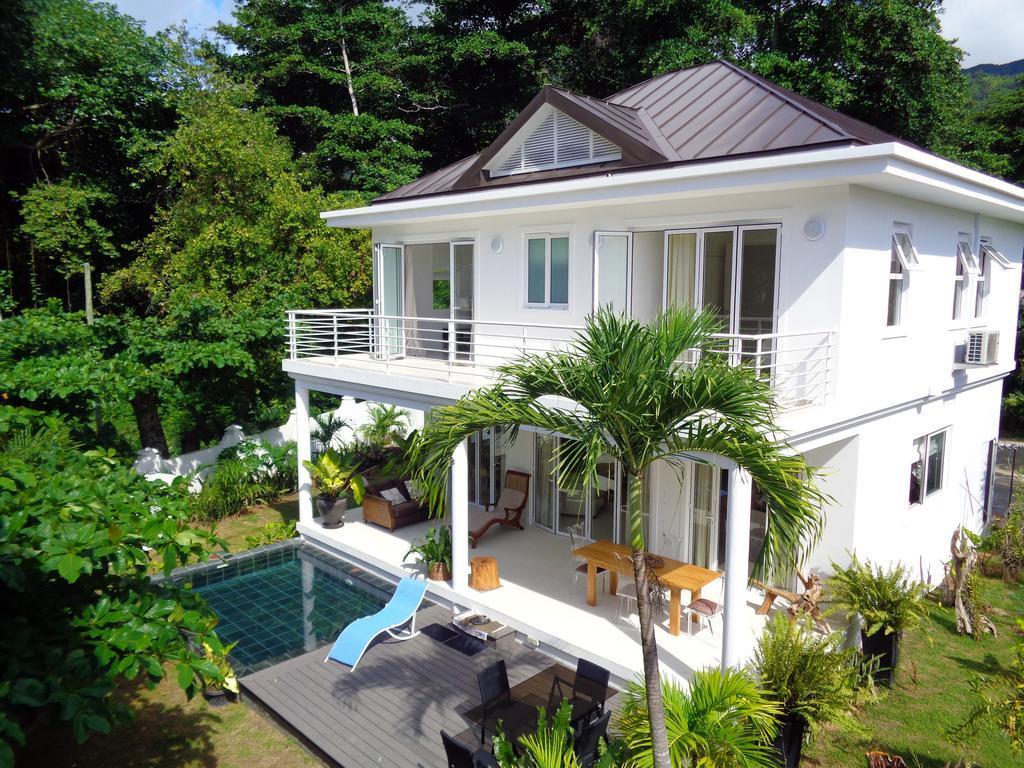 Las Brisas Villa Beau Vallon Mahe Seychelles