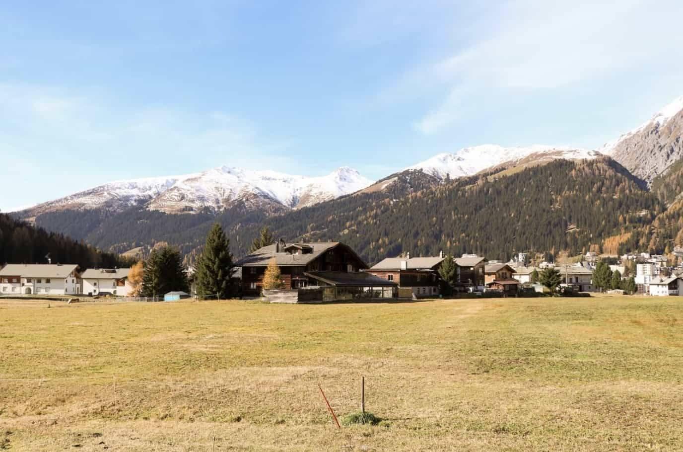 Ferienwohnung Davos tierfreundlich
