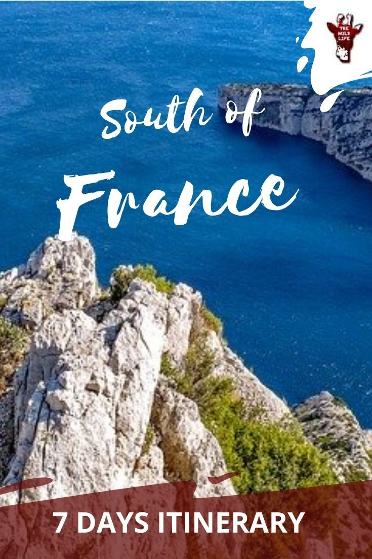 South Of France Itinerary – 7-Days.jpg South Of France Itinerary – 7 Days