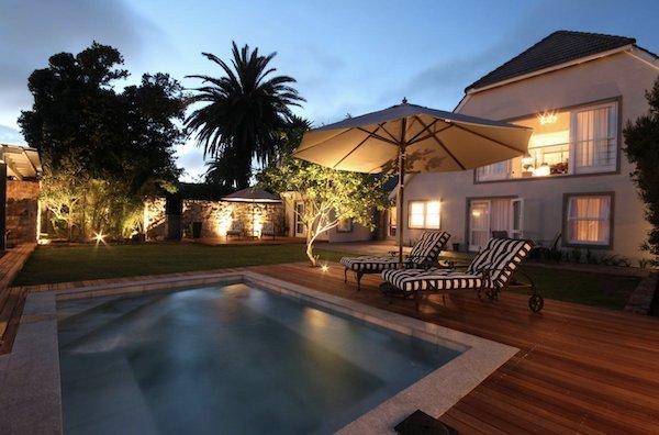 The Gregoire Boutique Villa Weekend Getaways Cape Town